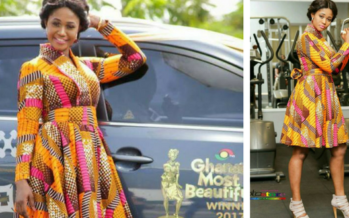 Northern Region's Zeinab has Won the 2017 Ghana's Most Beautiful Beauty Pageant