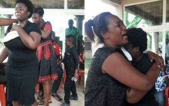 Death of Maame Serwaa's Mother: These Photos from her Family House will Make you Cry