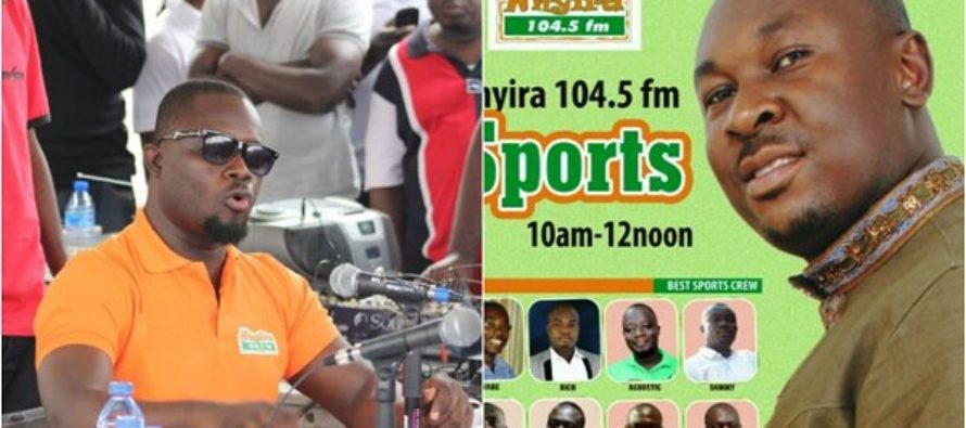 Sport Presenter, Acorstic Calls on his Fans to be Patient After Exiting Nhyira FM