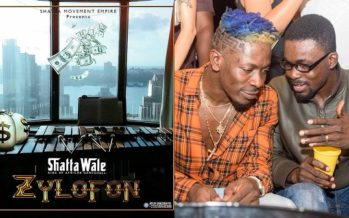 Listen/Download: Shatta Wale Records his First Song at Zylofon Music