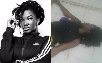 Ebony Reigns' Manager Releases Private Chat of how Ebony Dealt with Prophecies About her Death
