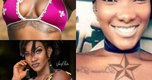 Tattoos Ebony