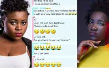 Kaakie has Released her Last Chat with Ebony Reigns and it is Sad
