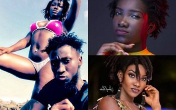 See Sensitive Photos of all the 9 Metal Piercings Ebony Reigns had on her Body
