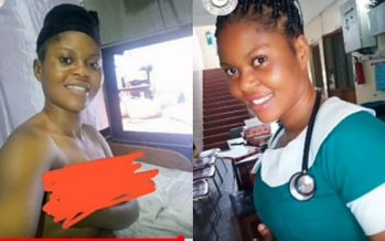 Photos: Doctor L,eaks S,extape of a Nurse he was Trying to Sleep with