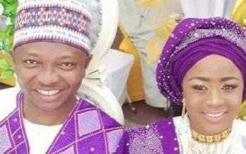 Ras Mubarak Marries Hon. Muntaka's Daughter as his 2nd Wife in Kumasi