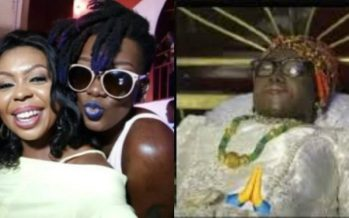 Here is why Afia Schwarzenegger was not Allowed to See Ebony's Dead Body