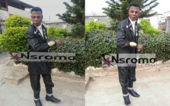 Ajos Says he is not Bleaching but Check out the Color of his Face and Hands
