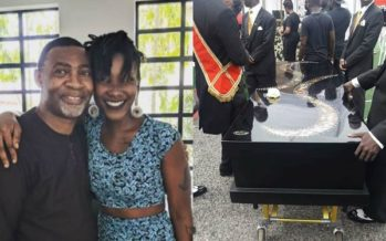 The Company that Made Ebony's Black Coffin has Finally Revealed why it did it